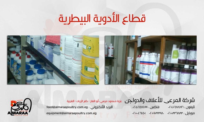 قطاع الأدوية البيطرية